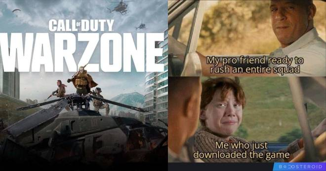 Call of Duty: Memes - best team ever image 1
