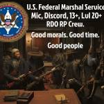 U.S Federal Marshal Service