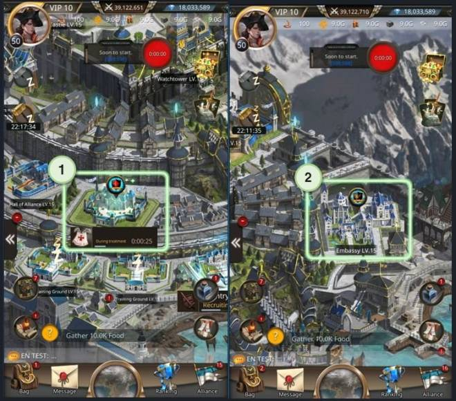 VERSUS : REALM WAR: Game Guide - ▣ Alliance Help  image 4