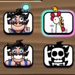 Clash Royale my emotes