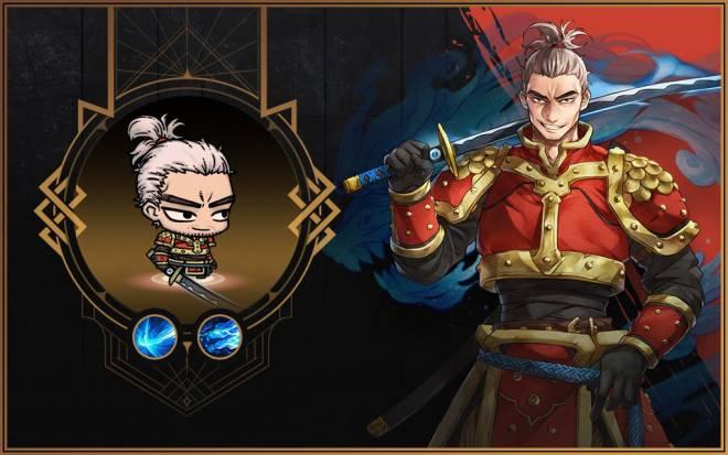 热练战士 正式官网: ◆ 游戏消息 - 全貌最终公开!新角色到底是谁!   image 2