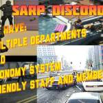 SARP DISCORD COMMUNITY ROLEPLAY ****PS4 ONLY****