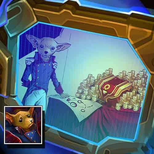 Rogue Universe: Events - [Event] Find Sir Walter's Treasure! 월터 경의 보물을 찾아라! image 2