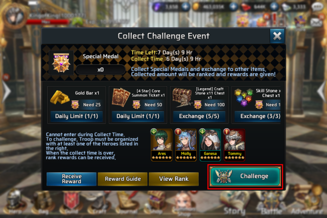 Ceres M: ★ events - Ceres M April 2nd Week Event!  image 14