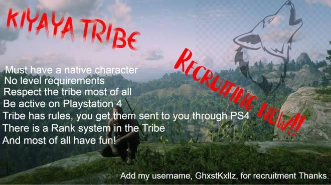 Red Dead Redemption: General - Kiyaya Tribe  image 1