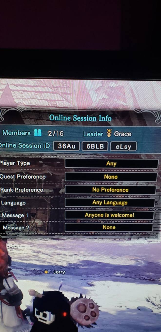 Monster Hunter: Looking for Group - Looking to grind decos in master rank. image 3