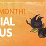 Can't Skip this month!  April Special Login Bonus~!!