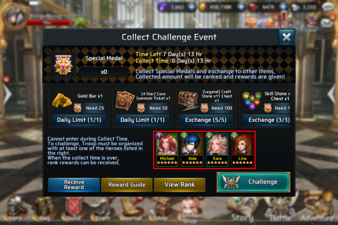 Ceres M: ★ events - Ceres M April 3rd Week Event!  image 4