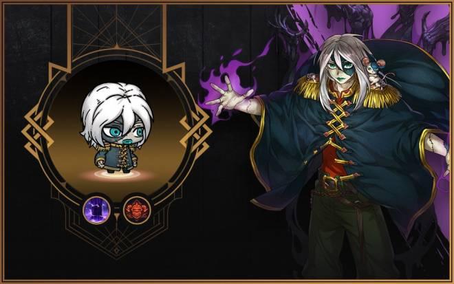 热练战士 正式官网: ◆ 游戏消息 - 现在就来看看吧!!令人激动的新角色全貌公开!! image 4