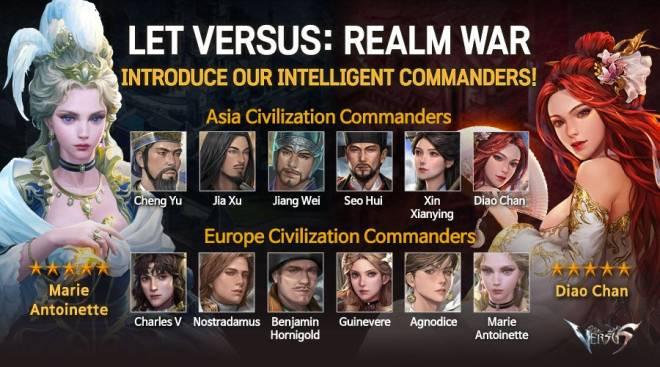 VERSUS : REALM WAR: Commander Guide - Intellect Commanders image 2