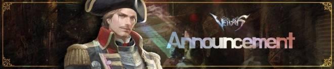 VERSUS : REALM WAR: Announcement - [April 19th] Urgent Maintenance [Completed] image 1