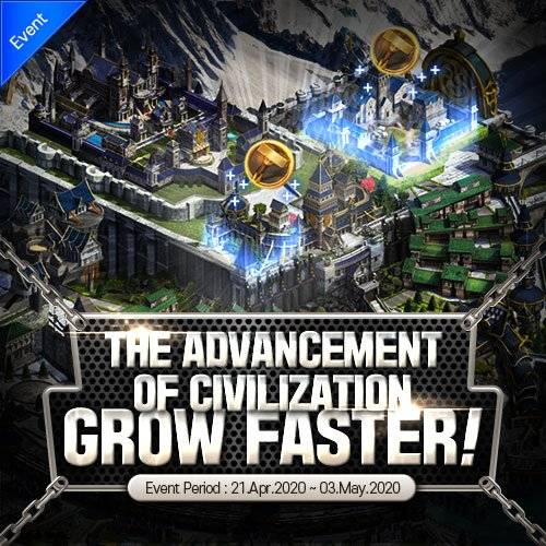 VERSUS : REALM WAR: In-Game Event - Growth Faster Event image 3