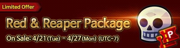 60 Seconds Hero: Idle RPG: Events - [Limited Offer] Red Ticket & Reaper Package 4/21(Tue) – 4/27(Mon) image 10