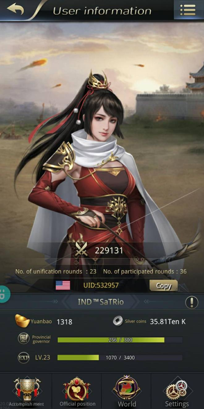 Three Kingdoms RESIZING: Limited General Board [Yuan Shao], END - IND™SaTRio/532957/Hello My Lord image 2