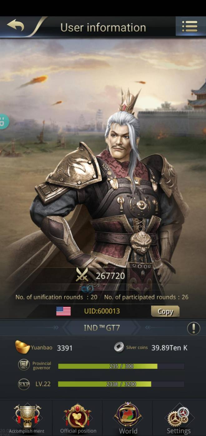 Three Kingdoms RESIZING: Limited General Board [Yuan Shao], END - Hello guys image 1