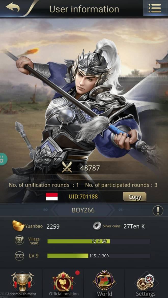 Three Kingdoms RESIZING: Limited General Board [Yuan Shao], END - Good image 1