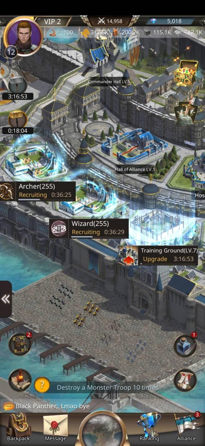 VERSUS : REALM WAR: Tips & Strategies - Tip: Recruit, recruit, recruit image 2