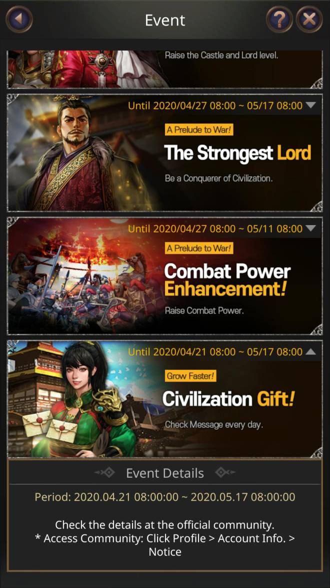 VERSUS : REALM WAR: Q&A - how to get this civilization gift? anyone?  image 1