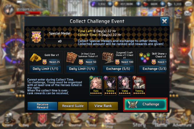Ceres M: ★ events - Ceres M May 2nd Week Event!  image 10