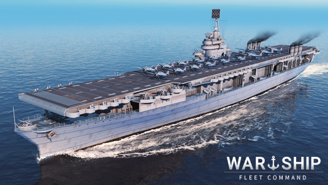 Warship Fleet Command: Notice - [NOTICE] UPDATE NOTE : May. 6, 2020 image 16