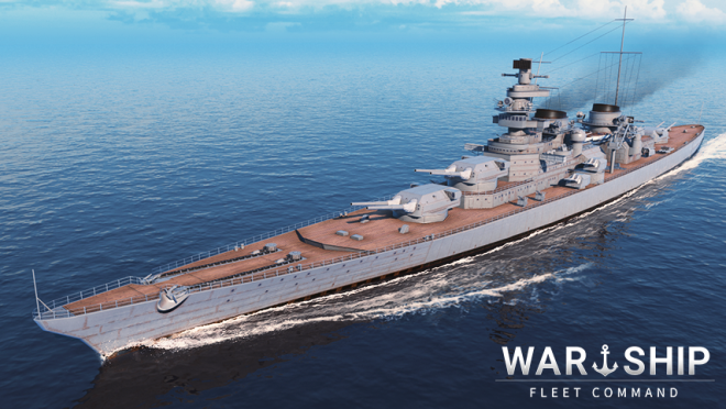 Warship Fleet Command: Notice - [NOTICE] UPDATE NOTE : May. 6, 2020 image 2