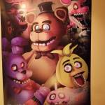 I got two FNAF -posters for my birthday, and I really like them. What do you guys think?