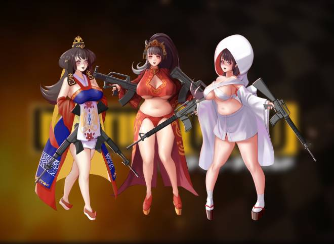 DESTINY CHILD: FAN ART - As soon as I finished my third oriental bride, I got 3 in game  image 2