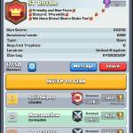 Hi join my clan we do monthly giveaways just made it hope u like it and join