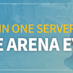 Play together in one server! Challenge ARENA Event