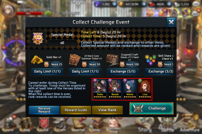 Ceres M: ★ events - Ceres M May 3rd Week Event!  image 4