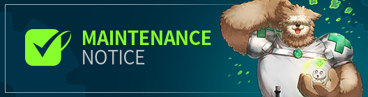 Lucid Adventure: └ Maintenance Notice - Maintenance Scheduled at May 15th, 2020  [DONE] image 1