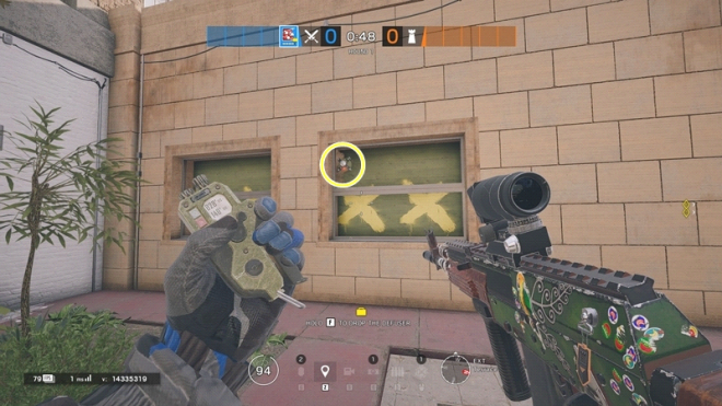 Rainbow Six: Guides - Guide to playing 'Fuze' in 'Bank' image 14