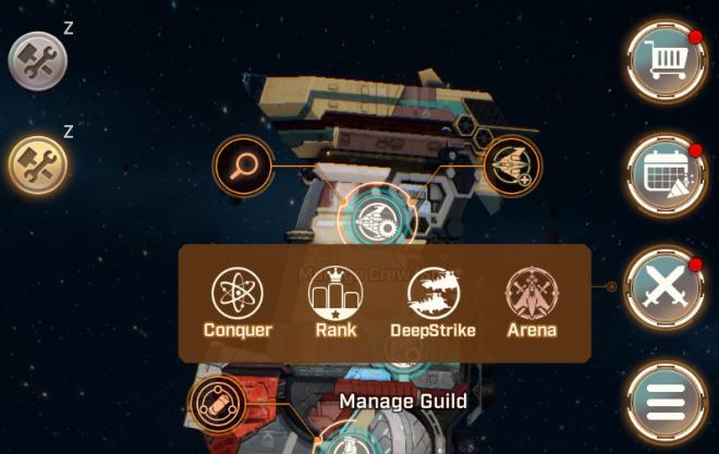 Rogue Universe: Notices - [UPDATE] Deep Strike, Emergency Mission, and mini games (업데이트 안내 : 딥 스트라이크, 긴급 미션, 미니게임들) image 2