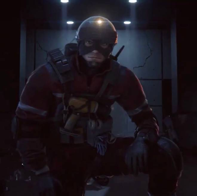 Rainbow Six: General - Say hello to the new Op's image 2