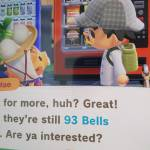 Daisy is selling turnips for 93 bells!