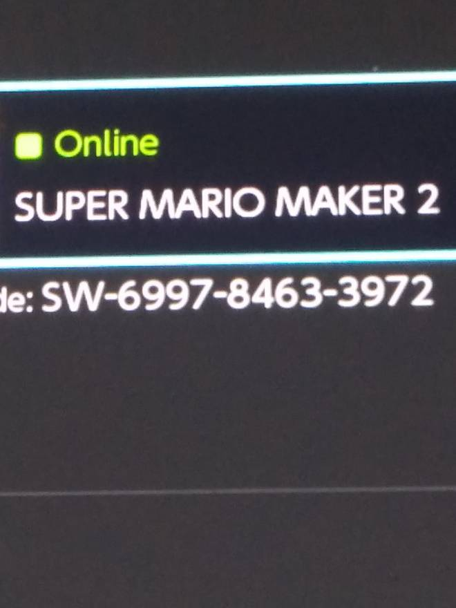 Mario Games: Super Mario Maker - Who wants to play Super Mario Maker 2 with me? image 2