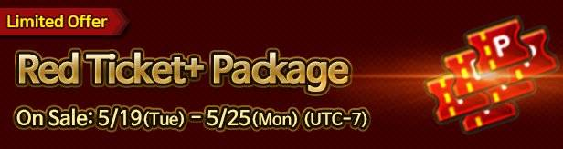 60 Seconds Hero: Idle RPG: Events - [Limited Offer] Red Ticket+ Package 5/19(Tue) – 5/25(Mon) image 7