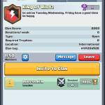 Here's my clan feel free to join