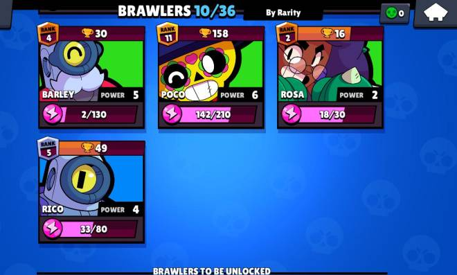 Q&A: Question - What is you favorite brawler in brawl stars image 2