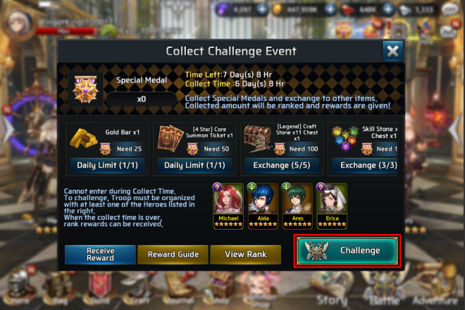 Ceres M: ★ events - Ceres M May 4th Week Event!  image 10