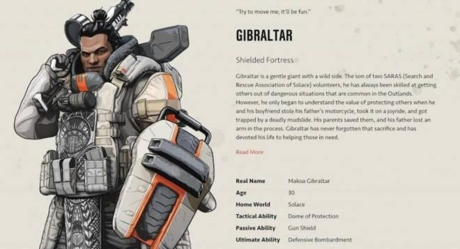 Apex Legends: General - So, ig Gibraltar's gay? image 2