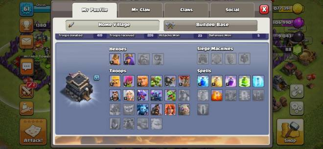 Clash of Clans: General - Help image 2