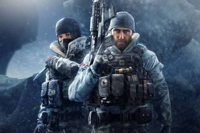Rainbow Six: General - Black ice image 1