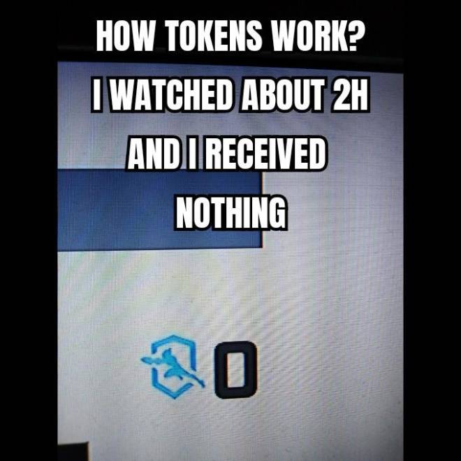 Overwatch: Memes - How do tokens work image 1