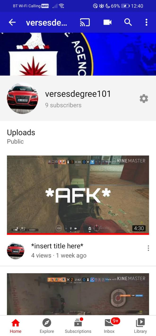 Rainbow Six: General - Please subscribe and help my chanel grow  image 1