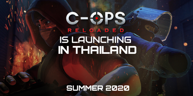 ENG Critical Ops: Reloaded: Announcements - Announcement - Critical Ops: Reloaded is coming to Thailand image 8