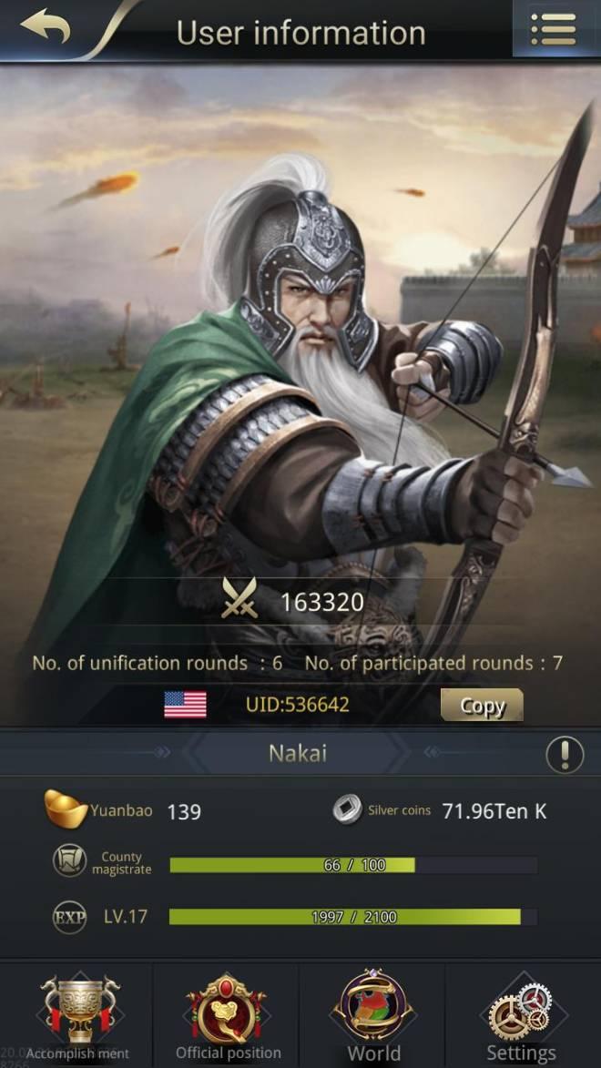 Three Kingdoms RESIZING: Limited General Board [Huang Zhong], END - Huang Zhong image 2