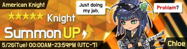 60 Seconds Hero: Idle RPG: Events - [Summon UP Event] Chloe image 22