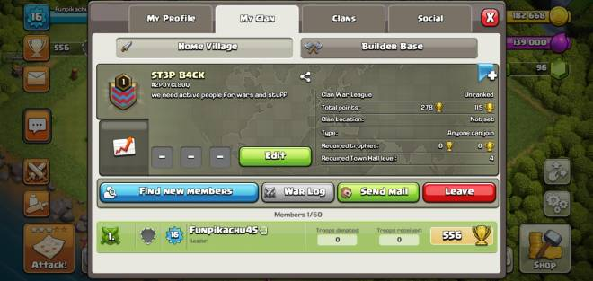 Clash of Clans: General - New clan image 2