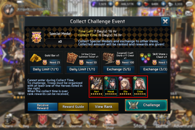 Ceres M: ★ events - Ceres M May 5th Week Event!  image 4